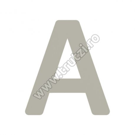 Element decorativ litera A 54.075.10